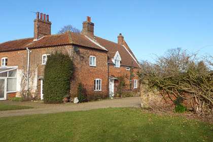 The Farmhouse - sleeps 12